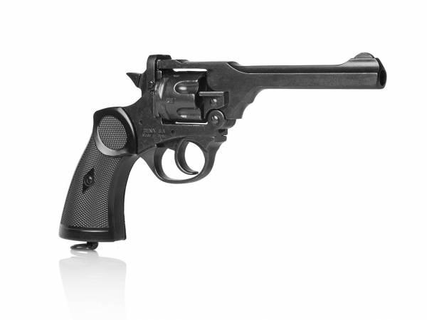 Webley MK IV .38 Deko Revolver - Indiana Jones