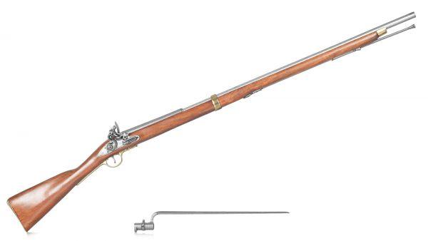 Deko Muskete Brown Bess Steinschlossgewehr