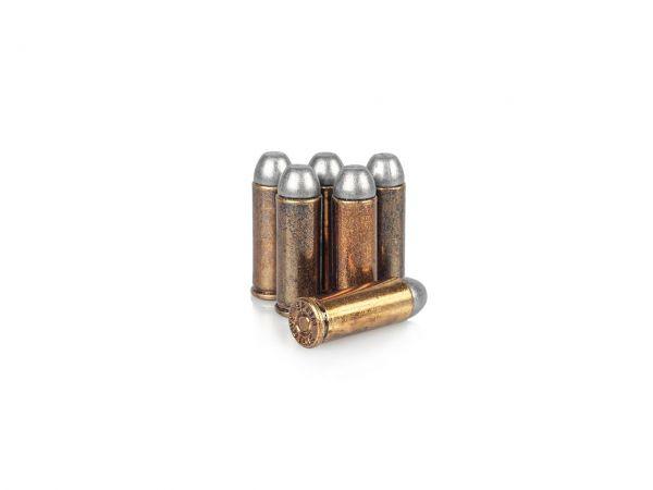 6 Stück Dekopatrone .45 Colt Deko Munition