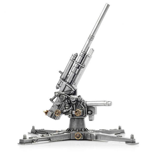 Flak 88 Modell als Metall Deko Kanone