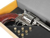 Western Colt mit Munition im Peacemaker Set