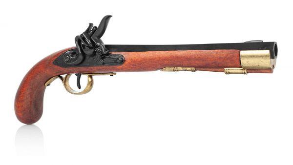 Kentucky Pistole Deko Steinschlosspistole
