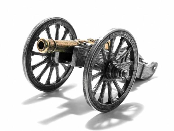 Gribeauval 12 Pfünder Napoleon Deko Kanone