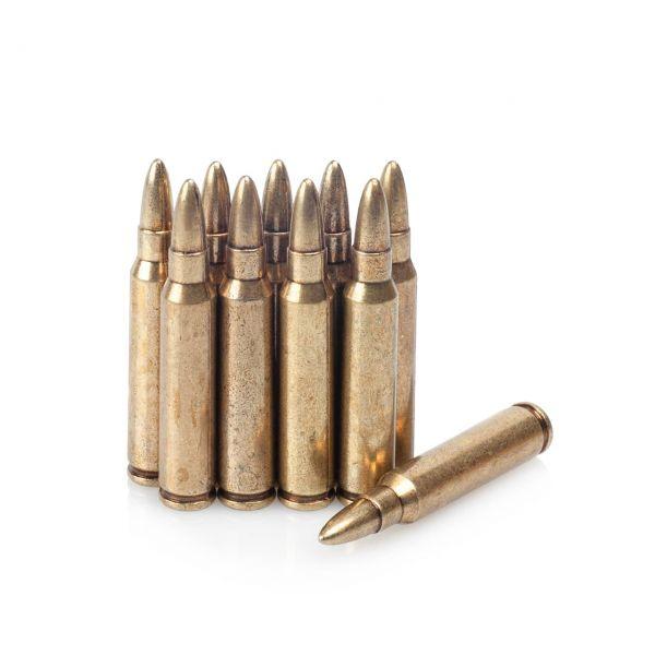 M16 Deko Munition 10 Stück Nato Dekopatronen
