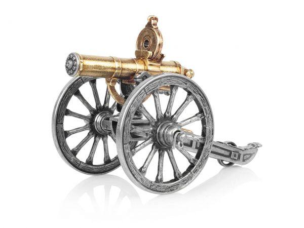 Gatling Gun Deko Kanone als Modellkanone