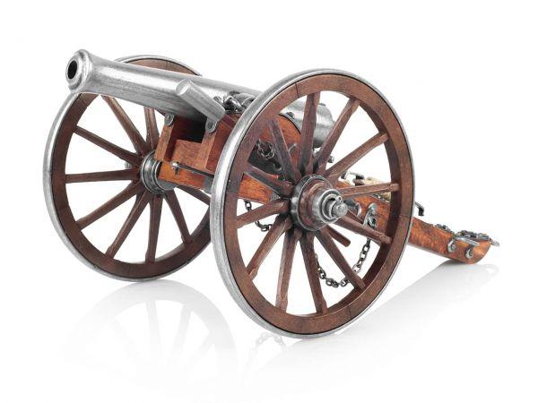 M1857 12 Pfünder Napoleon Deko Kanone als Modellkanone