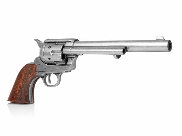 Colt SAA 1873 Cavalry Deko Revolver im Used Look