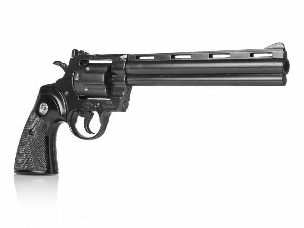 Colt Python Deko Revolver .357 Magnum mit 8 Zoll Lauf