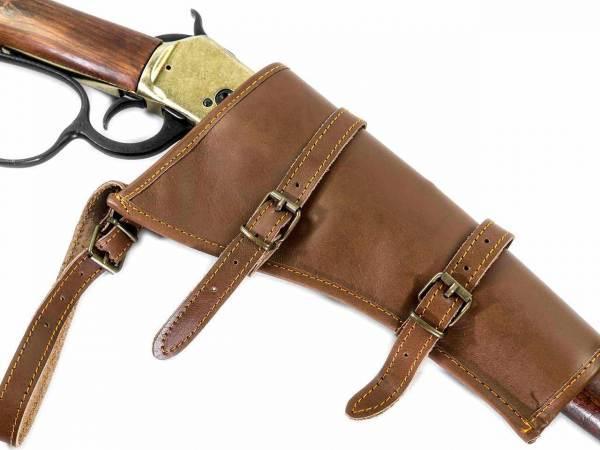 Winchester Holster - Western Gewehrholster aus Echtleder