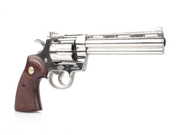 Colt Python Deko Revolver Rick Grimes