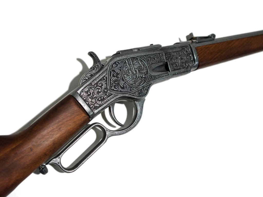 winchester 73 gewehr