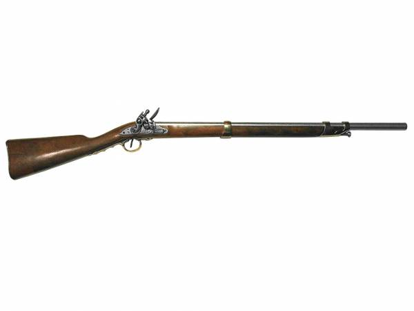 Deko Muskete 1777 Artillerie