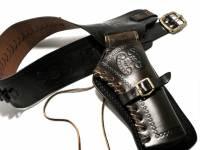 Colt Peacemaker Holster - Westernholster - Detailansicht Holster
