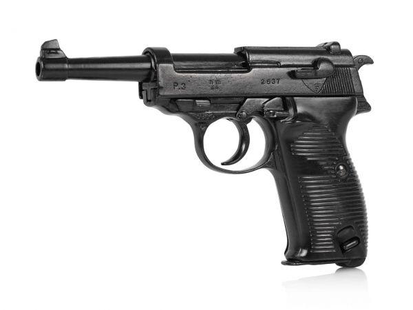 Walther P38 Deko Pistole