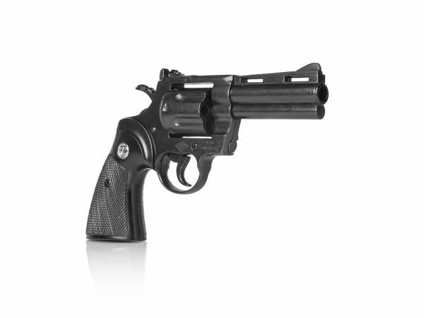 Colt Python Deko Revolver .357 Magnum mit 4 Zoll Lauf