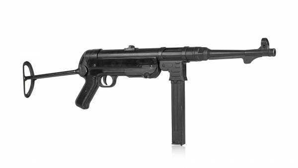 MP40 Deko Maschinenpistole Schmeisser ohne Gurt