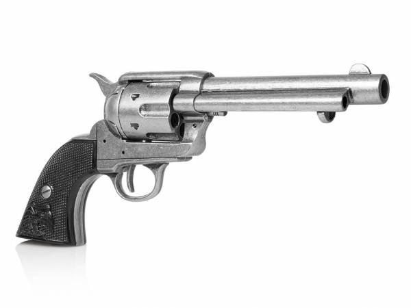 Deko Colt Peacemaker Artillery im Used Look mit Eagle Grip