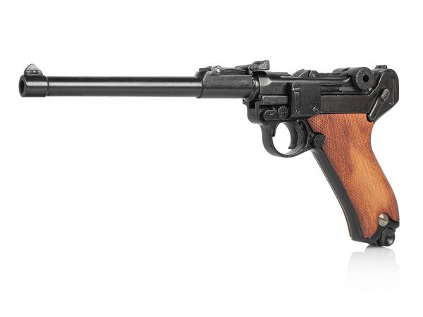 Luger P08 Ari 08 Deko Pistole
