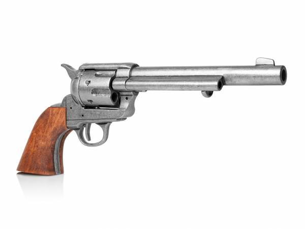 45er Colt Peacemaker Kavallerie Deko Revolver im used Look