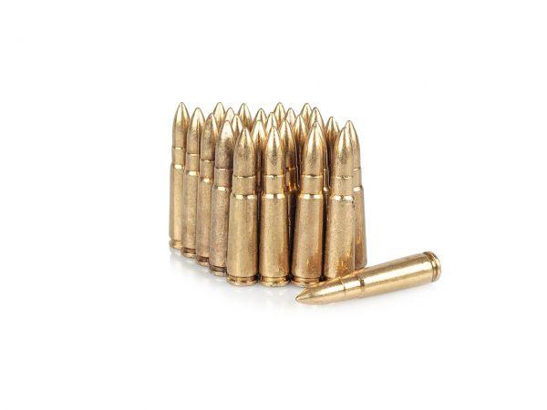 Kalaschnikow AK 47 Deko Munition 25 Stück Dekopatronen
