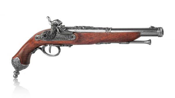 Perkussionspistole Deko Pistole Italien 1825