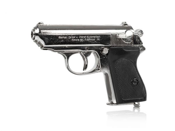 James Bond Deko Pistole Walther PPK