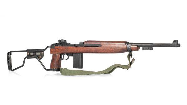 M1A1 Carbine .30 Deko Gewehr Paratrooper US Fallschirmjäger