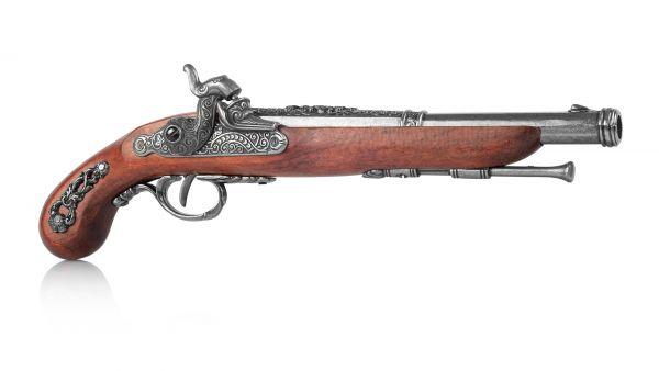 Perkussionspistole Deko Pistole Frankreich 1832