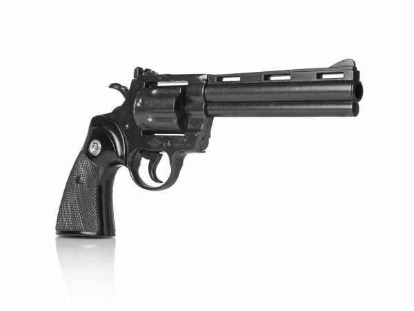 Colt Python Deko Revolver .357 Magnum mit 6 Zoll Lauf