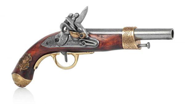 AN XIII Deko Pistole Napoleon - Frankreich 1806