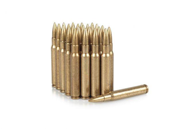 M1 Garand Springfield Deko Munition 25 Stück Dekopatronen