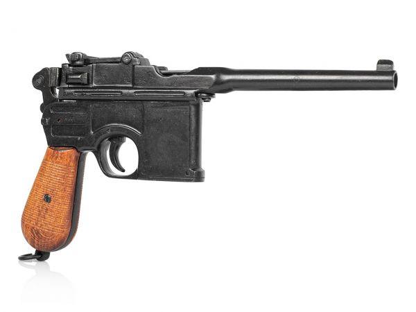 Mauser C96 Deko Pistole