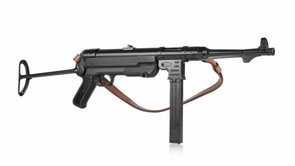 MP40 Deko Maschinenpistole Schmeisser