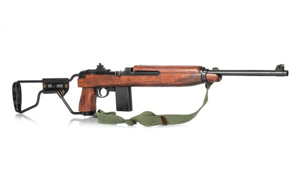 M1A1 Carbine .30 Deko Waffe Paratrooper US Fallschirmjäger