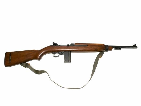 M1 Carbine .30 Deko Karabiner mit Tragegurt - Version ab 1945